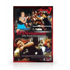Table Tennis SPINvitational DVD Vol.1