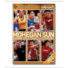 Table Tennis Mohegan Sun Championships DVD Vol.2