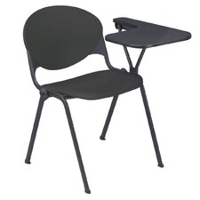 "18"" Plastic Tablet Arm Chair"