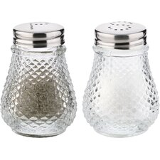 Classic 2 Piece Salt and Pepper Set