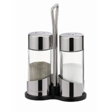 Club 3 Piece Salt and Pepper Set