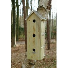 Sparrow Flat Bird House