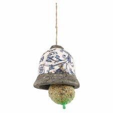 Aged Ceramics Feeding Bell