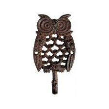 Owl Single Wall Hook