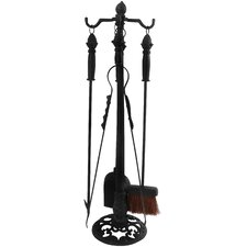 Fireplace Tools with Stand