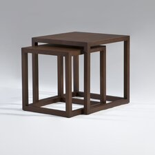 Vaxaholm 2 Piece Nesting Table Set