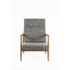 Aalborg High Back Arm Chair