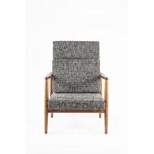 Aalborg High Back Arm Chair