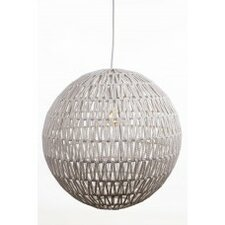 Berger 1 Light Globe Pendant