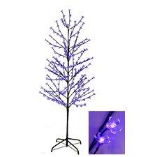 Enchanted Garden LED lighted Cherry Blossom Flower Tree