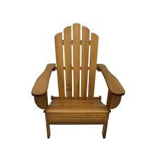 Folding Outdoor Patio Adirondack Seating Group