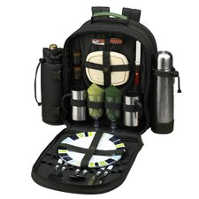 Eco Coffee/Picnic Backpack for Two