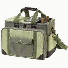 Hamptons Deluxe Picnic Cooler for Four