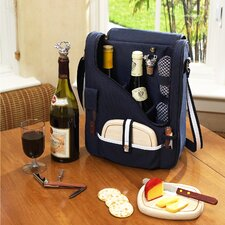 Bold Pinot  Wine and Cheese Cooler