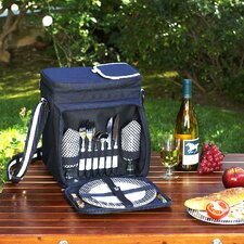Bold Picnic Cooler for Two
