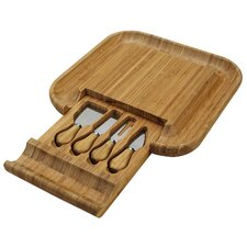 Malvern 5 Piece Cheese Tray Set