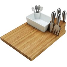 Buxton 10 Piece Cheese Tray Set