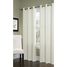 Prelude Insulated Grommet Single Curtain Panel