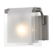 Zephyr 1 Light Wall Sconce