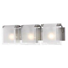 Zephyr 3 Light Vanity Light