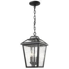 Bayland 3 Light Outdoor Hanging Lantern