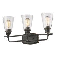 Annora 3 Light Vanity Light