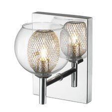 Auge 1 Light Wall Sconce