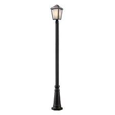 Memphis 1 Light Post Lantern Set