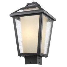 Memphis 1 Light Outdoor Post Light
