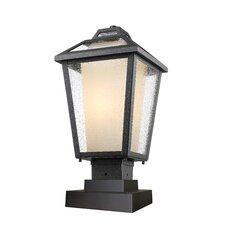 Memphis 1 Light Outdoor Pier Mount Light