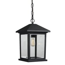 Portland 1 Light Outdoor Hanging Lantern