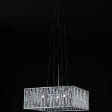 Terra 5 Light Drum Pendant