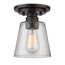 Annora 1 Light Semi Flush Mount