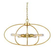 Persis 5 Light Globe Pendant