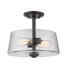 Annora 2 Light Semi Flush Mount
