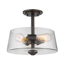 Annora 3 Light Semi Flush Mount