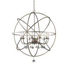 Acadia 10 Light Foyer Pendant