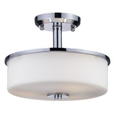 Ibis 3 Light Semi Flush Mount