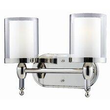 Argenta 2 Light Vanity Light