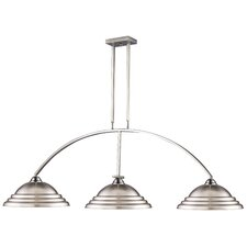 Martini 3 Light Billiard Light