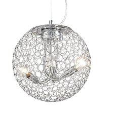Saatchi 3 Light Globe Pendant