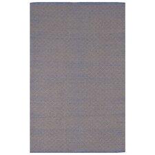 Zen Indoor Karma Cotton Gray Area Rug