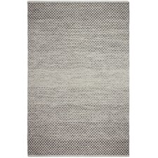 Estate Hand-Woven Gray Area Rug