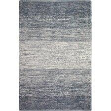 Zen Hand-Woven Blue/Gray Area Rug