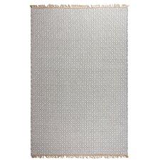 Estate Hand-Woven Gray Indoor/Outdoor Area Rug