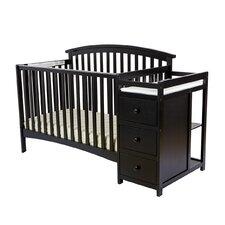 Niko 5-in-1 Convertible 2 Piece Crib Set