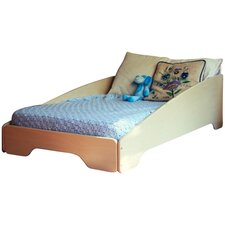 Zoom Toddler Platform Bed