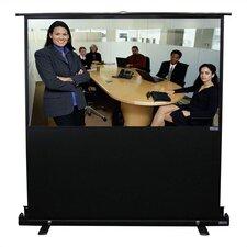 "Porta-Vu Traveller Matte Black 60"" diagonal Portable Projection Screen"