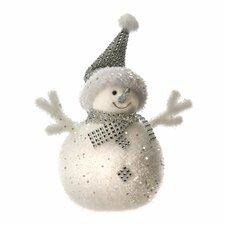 Frosty Bedazzled Snowman