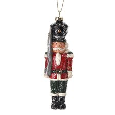 Toy Soldier Frost Ornament (Set of 3)